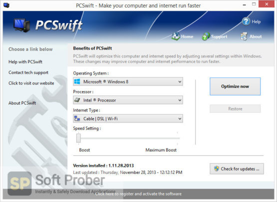 PGWare PCSwift 2021 Direct Link Download-Softprober.com
