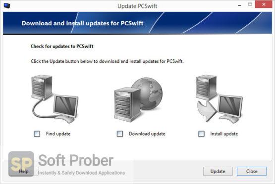 PGWare PCSwift 2021 Offline Installer Download-Softprober.com