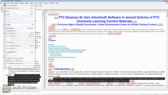 PTC Arbortext Family 2021 Direct Link Download Softprober.com