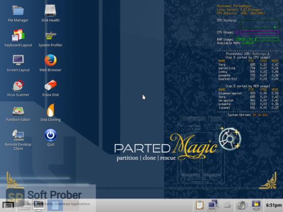 Parted Magic 2021 Direct Link Download Softprober.com