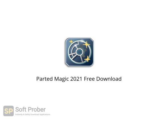 Parted Magic 2021 Free Download Softprober.com