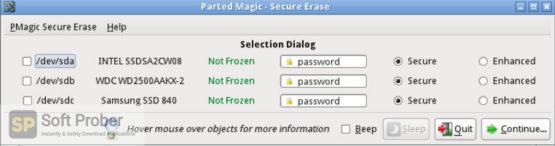 Parted Magic 2021 Offline Installer Download Softprober.com