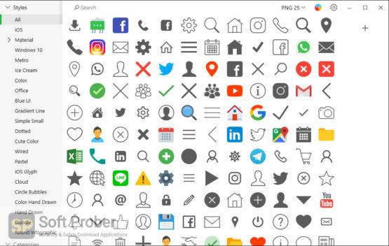 Pichon (Icons8) 2021 Direct Link Download-Softprober.com