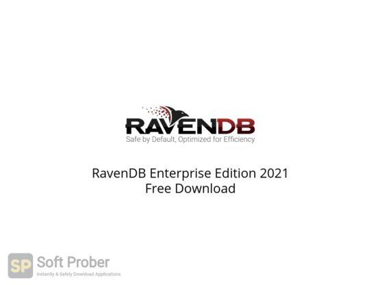 RavenDB Enterprise Edition 2021 Free Download Softprober.com