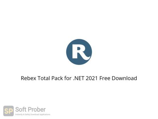 Rebex Total Pack for .NET 2021 Free Download Softprober.com
