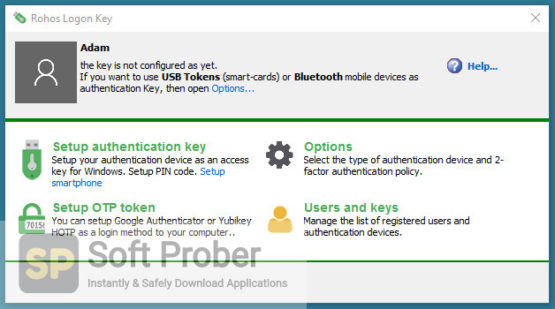 Rohos Logon Key 2021 Direct Link Download Softprober.com