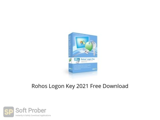 Rohos Logon Key 2021 Free Download Softprober.com