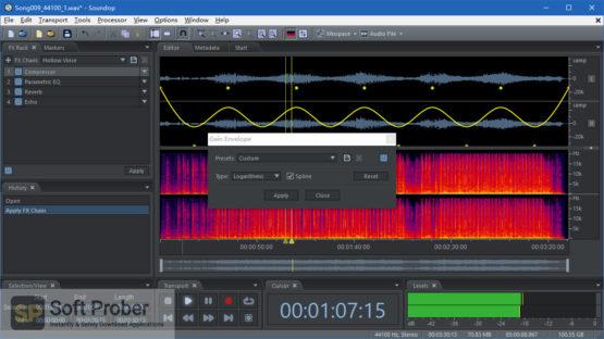 Soundop Audio Editor 2021 Latest Version Download-Softprober.com