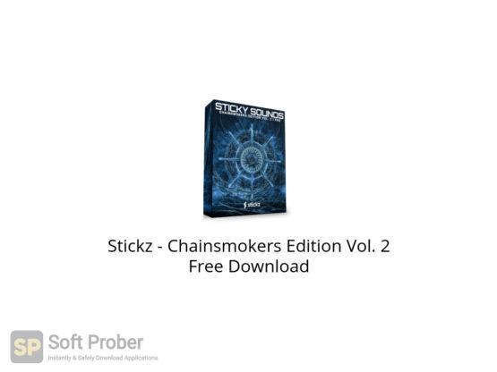 Stickz Chainsmokers Edition Vol. 2 Free Download-Softprober.com