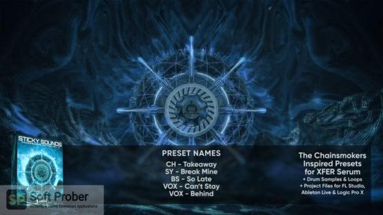 Stickz Chainsmokers Edition Vol. 2 Latest Version Download-Softprober.com