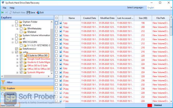 SysTools Hard Drive Data Recovery 2021 Offline Installer Download-Softprober.com
