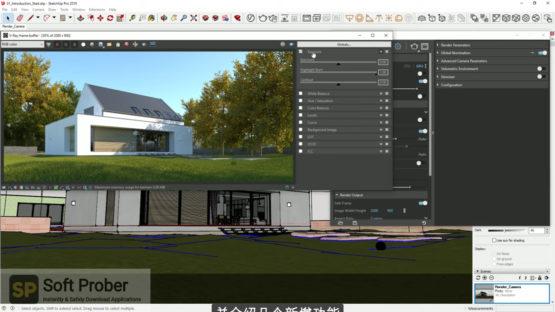 V Ray for SketchUp 2021 Direct Link Download-Softprober.com