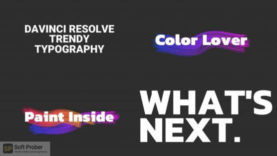 VideoHive Motion Graphic Pack for Davinci Resolve Direct Link Download Softprober.com