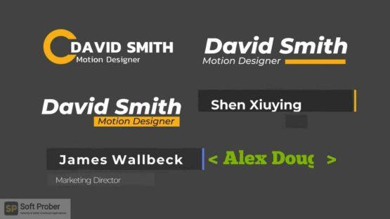 VideoHive Motion Graphic Pack for Davinci Resolve Latest Version Download Softprober.com