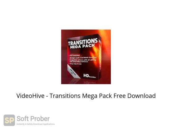 VideoHive Transitions Mega Pack Free Download-Softprober.com