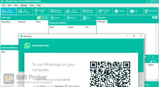 WhatBot Plus 2021 Latest Version Download-Softprober.com
