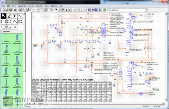 WinSim DESIGN II 2021 Offline Installer Download-Softprober.com