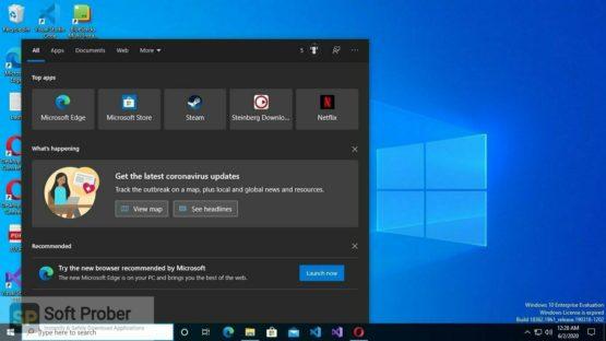 Windows 10 Pro Aug 2021 Offline Installer Download Softprober.com