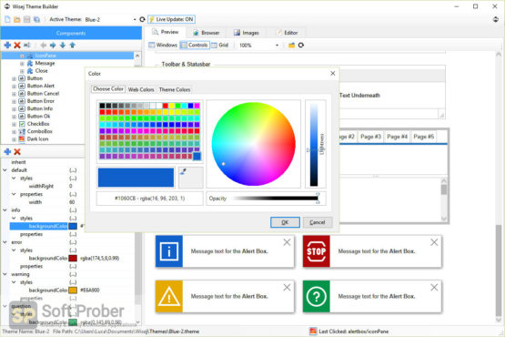 Wisej Framework 2021 Direct Link Download Softprober.com