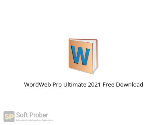 WordWeb Pro Ultimate 2021 Free Download-Softprober.com