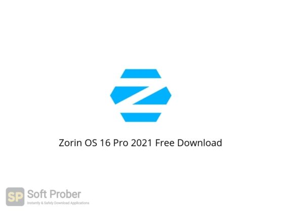Zorin OS 16 Pro 2021 Free Download Softprober.com