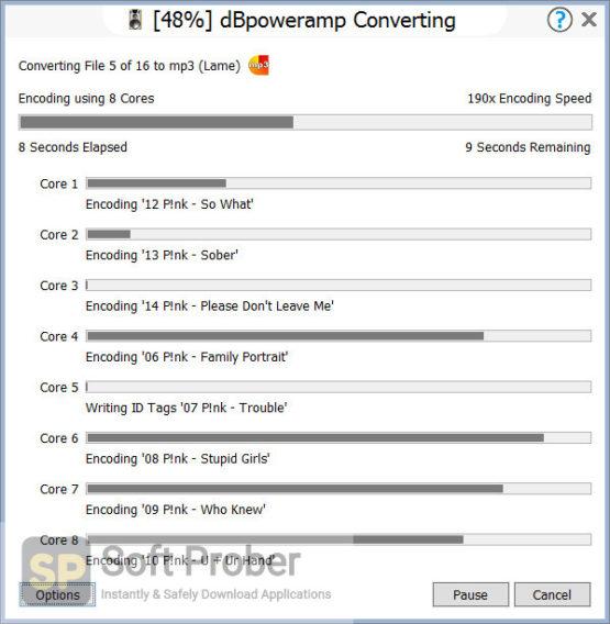 dBpowerAMP Music Converter 2021 Latest Version Download Softprober.com