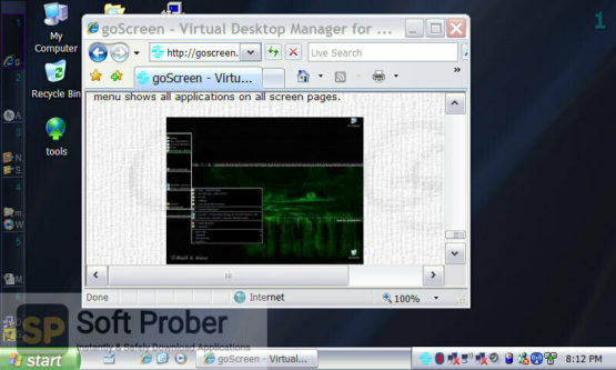 goScreen Corporate 2021 Latest Version Download Softprober.com