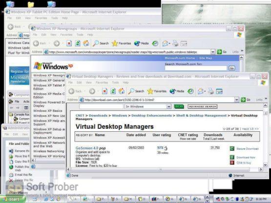 goScreen Corporate 2021 Offline Installer Download Softprober.com