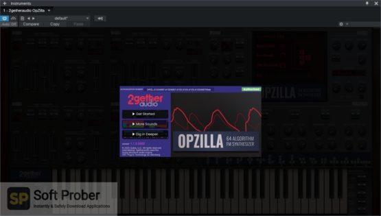2getheraudio OpZilla Offline Installer Download Softprober.com