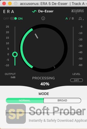 Accusonus ERA Bundle Pro + Voice Changer Latest Version Download Softprober.com