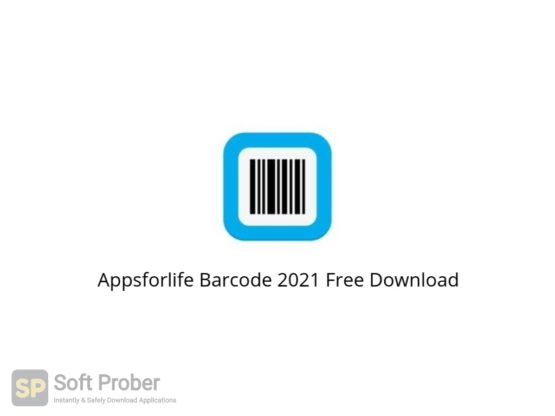 Appsforlife Barcode 2021 Free Download Softprober.com