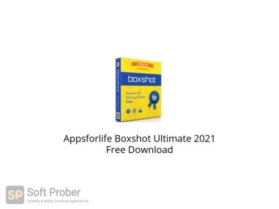 Appsforlife Boxshot Ultimate 2021 Free Download Softprober.com