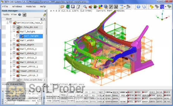 BETA CAE Systems 22 2021 Direct Link Download Softprober.com