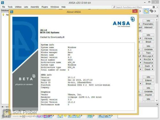 BETA CAE Systems 22 2021 Offline Installer Download Softprober.com