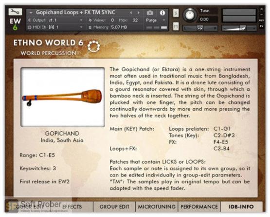 Best Service Ethno World 6 Latest Version Download Softprober.com