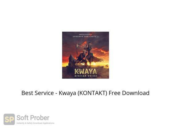 Best Service Kwaya (KONTAKT) Free Download Softprober.com