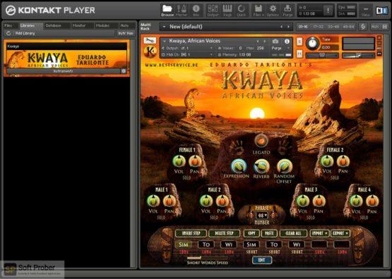 Best Service Kwaya (KONTAKT) Offline Installer Download Softprober.com