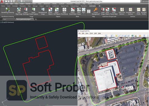 CAD Earth For AutoCAD 2017 2022 Latest Version Download Softprober.com