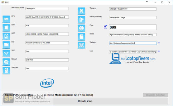 Computer Repair Shop Software 2021 Offline Installer Download Softprober.com