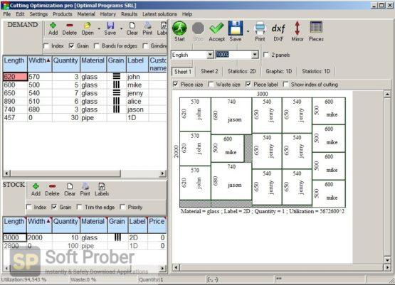 Cutting Optimization Pro 2021 Direct Link Download Softprober.com