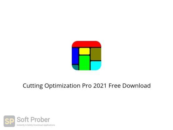 Cutting Optimization Pro 2021 Free Download Softprober.com