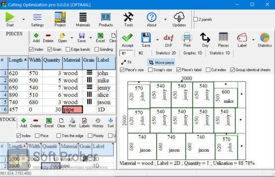 Cutting Optimization Pro 2021 Latest Version Download Softprober.com