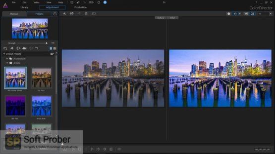 CyberLink ColorDirector Ultra 2021 Direct Link Download Softprober.com