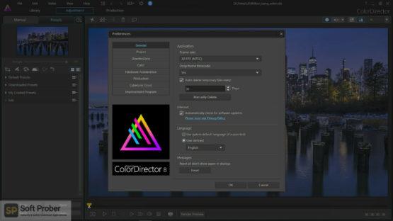 CyberLink ColorDirector Ultra 2021 Offline Installer Download Softprober.com