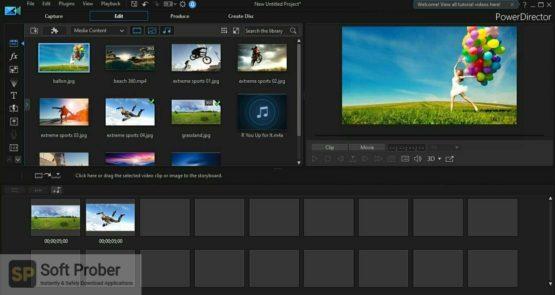 CyberLink Director Suite 365 2021 Direct Link Download Softprober.com