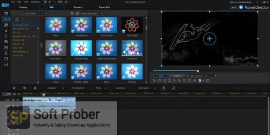 CyberLink PowerDirector Ultimate 2021 Latest Version Download Softprober.com