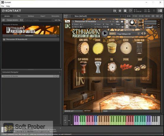 Ethnaudio Percussion Of Anatolia (KONTAKT) Direct Link Download Softprober.com