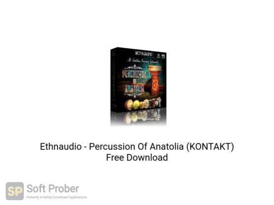 Ethnaudio Percussion Of Anatolia (KONTAKT) Free Download Softprober.com