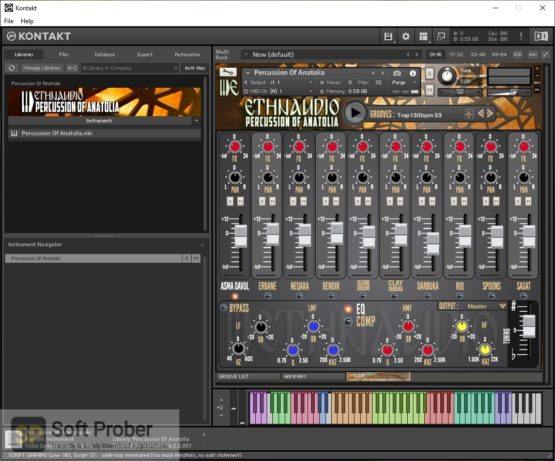 Ethnaudio Percussion Of Anatolia (KONTAKT) Latest Version Download Softprober.com