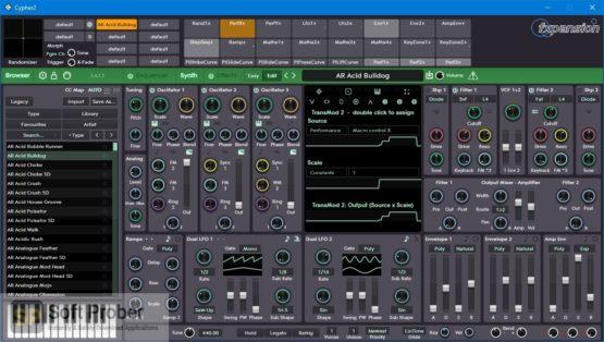 FXpansion Cypher2 2021 Direct Link Download Softprober.com